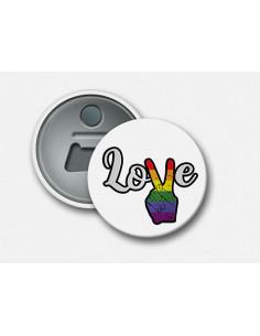 Magnet Love peace