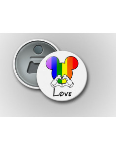 Mouse love magnet