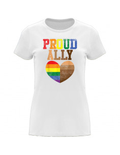 Women's T-Shirt A proud ally