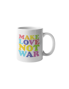Mug Make love instead of...