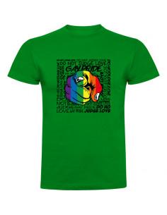 Men's T-Shirt Do not judge...