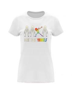 Koszulka damska Odważ się...