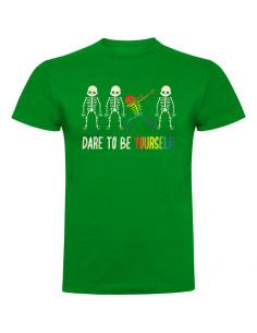 Koszulka męska Odważ się...