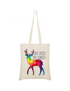 Oh Deer I'm Queer bag
