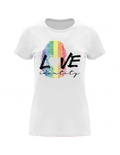 Women's T-Shirt Identity of...