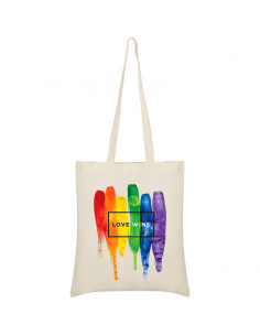 Love wins bag