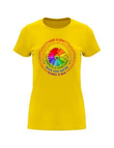 Women's T-shirt Rainbow...
