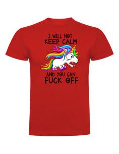 Men's T-Shirt I won't keep...