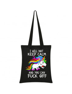 Bag I won't keep calm And...