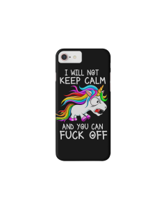 Case I will not keep calm...