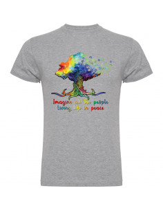 Men's T-Shirt Imagine all...