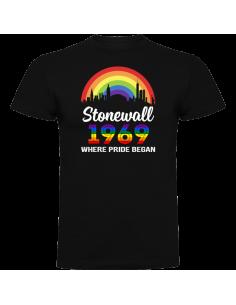 Stonewall where pride began